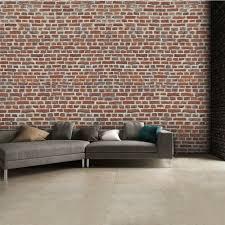 brick mural wallpaper wall murals you ll love aliexpress com custom wind pipe loft brick wall