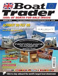 boat trader march 2016 by friday media group issuu