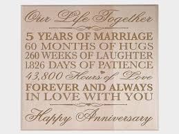 5th wedding anniversary gifts for 5th wedding anniversary gifts for wedding ideas 5 year