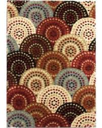 Area Rugs With Circles Amazing Deal On Well Woven Dots And Circles Modern Super Plush