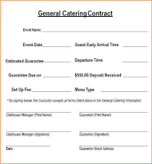contract summary template template examples 20 consulting