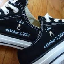 Wedding Shoes Converse 16 Best Chucks Images On Pinterest Shoes Converse All Star And