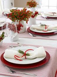 idee per la tavola decorazioni natalizie per la tavola last minute fotogallery