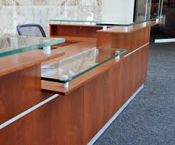 Ada Reception Desk Arnold Reception Desks Inc Custom Anglo Irish Bank New York
