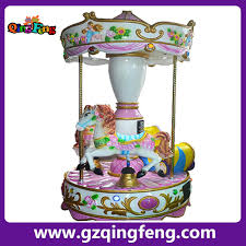 portable small merry go carousel for sale robot mini merry