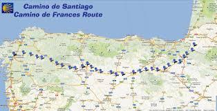 Pyrenees Mountains Map My Camino Jefferson Public Radio