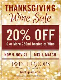 liquor store thanksgiving hours thanksgiving wine sale