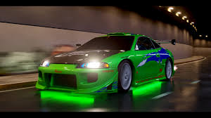 mitsubishi eclipse fast and furious brian s first car from the movie fast and the furious mitsubishi
