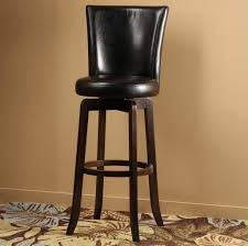 counter height swivel bar stools with backs furniture exciting tall swivel bar stool with leather backs