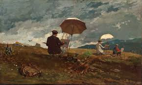 file winslow homer artists sketching in the white mountains jpg
