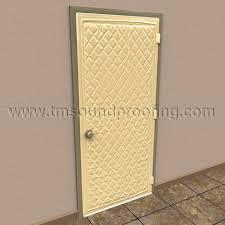 Sound Dening Interior Doors Sound Door Panel Door Soundproofing Tmsoundproofing