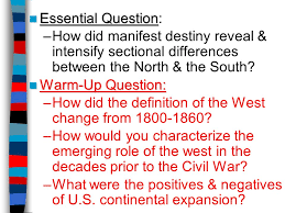theme question definition how did the definition of the west change from ppt video online