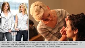 top makeup artist school television and graduates makeup classes blanche macdonald