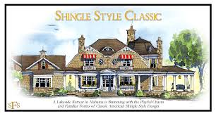 Shingle Style Home Plans Custom Shingle Style House Plans House Design Plans
