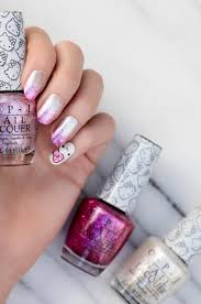glitter kitty by masako kojima nail art gallery opi