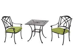 Aluminum Bistro Table And Chairs Aluminum Bistro Set Bosli Club
