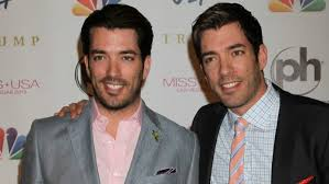jonathan and drew scott jonathan and drew scott show off their home and it has a water