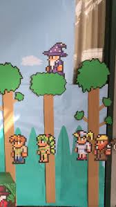 Halloween Event Terraria Mobile by 14 Best My Diy Terraria Birthday Party Images On Pinterest
