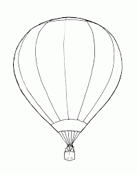 balloon coloring pages coloring page air balloon coloring globalboost co coloring home