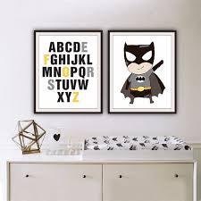 chambre de d馗ompression drôle alphabet alphabet enfants chambre décor abc de