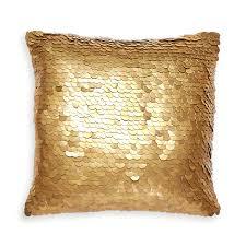 talitha discs gold throw pillow 12 x 12 jonathan adler