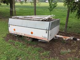 tenda carrello carrello tenda caravan e cer usati in vendita rovigo