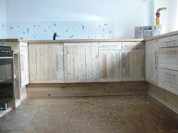 cuisine en palette bois agréable meuble salle de bain design contemporain 3 decoration