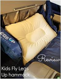 Hawaii Travel Bed For Toddler images Review kids fly legs up flight hammock travel gifts for kids jpg