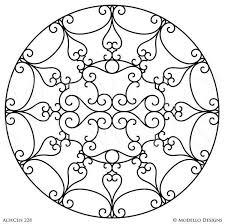 stencils for home decor ceiling medallion custom ceiling stencils from modello designs