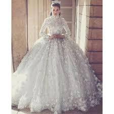 robe de mari e de princesse de luxe luxe robe de mariage bal longue blanche princesse dentelle