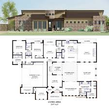 house simple plan central courtyard house plans central