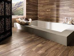 Chocolate Brown Bathroom Ideas Wood Tiles For Bathroom