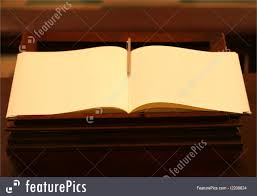 blank paper to write open book with blank yellow pages image open book with blank yellow pages ready to write upon
