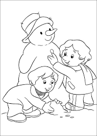 coloring pages postman pat animated images gifs pictures
