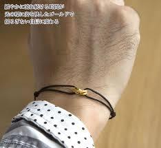 gold cord bracelet images Prima gold japan rakuten global market gift present present 24k jpg
