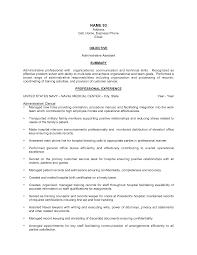 sample resume for executive assistant sample resume of medical administrative assistant medical receptionist duties for resume medical office assistant administrative assistant in a medical office job description
