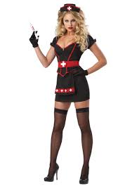 nasty halloween costume ideas nurse costumes women u0027s naughty nurse costume