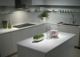 Glass Tile Backsplash Kitchen by Design Luxury Chic White Kitchens With White Cabinets And