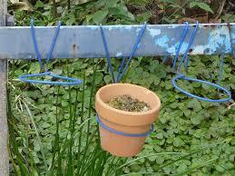 Flower Pot Holders For Fence - flower pot holders for fence home