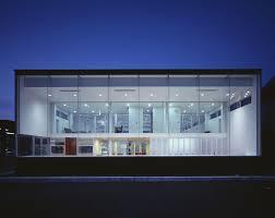 Commercial Garage Plans Mederu U2013 Auto Repair Shop In Nigata Japan By Daigo Ishii