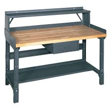 edsal 72 in w x 36 in d workbench with storage 1411m the home d workbench with storage
