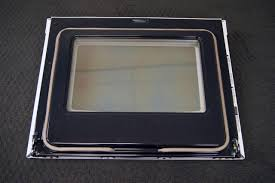 Ge Profile Glass Cooktop Replacement How To Replace An Oven Door Outer Glass Panel Repair Guide Help