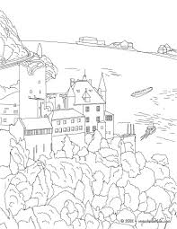 heidelberg castle coloring pages hellokids com