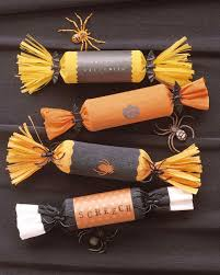 halloween loot bag ideas halloween treat bags and favors martha stewart
