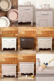 Furniture Paint Ideas by Layering Colours With Fusion Mineral Paint Minerals Tutorials