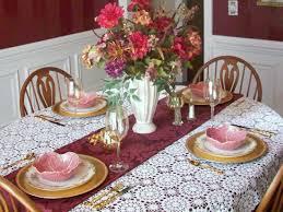 vintage shabby chic tablecloths hgtv