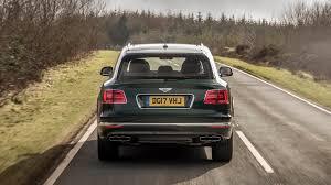 2017 bentley bentayga msrp 2017 bentley bentayga diesel first drive no w12 no problem