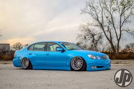 lexus gs300 rims ian u0027s lexus gs300 widebody equipped with spec a iss forged