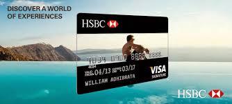 persyaratan buat kartu kredit hsbc cara mudah mengajukan kartu kredit hsbc secara online blog sederhana