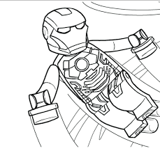 lego iron man 3 coloring pages pictures 2 iron man 3 coloring
